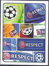 PANINI UEFA CHAMPIONS LEAGUE 2014-15- #004-RESPECT CAMPAIGN