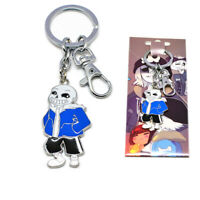 Undertale Sans Papyrus Keychain Keyring Pendant Gift Collection Cosplay Costume