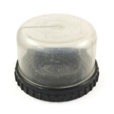 Leica Leitz Clear Plastic Bubble Case for ScrewMount Lens (3cm x 5.5cm) #42737
