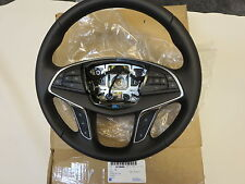 New take off, 2016 2017 Cadillac CT6 steering wheel OEM GM part number 84108485
