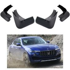 Car Mud Flaps Splash Guards Fender Mudguard fit for Maserati Levante 2017-2019