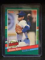 1991 Donruss Nolan Ryan Texas Rangers Baseball Card #BC15