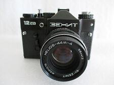 Appareil Photo ZENIT 12CD Helios-44M-4  58mm1:2  M52x0,75