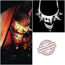 BATMAN WHO LAUGHS 1 JOCK CAPULLO BLANK VARIANT 3-SET 12/12/18 PRESALE DC COMICS