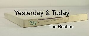 Music Vintage Memorabilia 2021 Auction  The Beatles Yesterday & Today