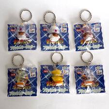 Rare Banpresto Final Fantasy Chocobo Moogle Figure Keychain set of 6, Key chain