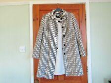 mod / 60s coat and dress size 12