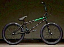 "2020 Kink BMX Curb (Matte Guinness Black) 20"" Complete BMX Bicycle"