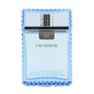 Versace Eau Fraiche After Shave Lotion 100ml Men's Perfume
