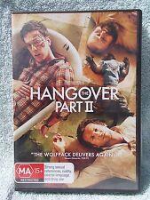 THE HANGOVER PART 2 BRADLEY COOPER, ED HELMS DVD MA R4