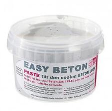 350 g EASY BETON PASTE EFCO Kreativ Effekt Betonpaste ZEMENTGRAU 17903