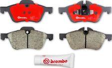Disc Brake Pad Set-Premium NAO Ceramic OE Equivalent Pad Front fits 02-08 Cooper