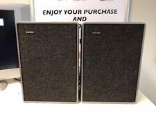 Philips 22AH461/01R 4 OHM 15 Watt Speakers