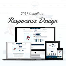 2017 Compliant Premium Responsive Ebay Auction Listing Template Fishing Design