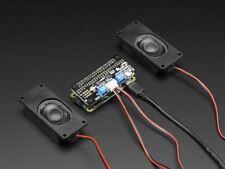 Adafruit Altoparlante Stereo I2S 3 W cofano per Raspberry Pi [ADA3346]