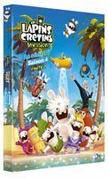 Lapins CRETINS Saison 4 Volume 1 // DVD NEUF
