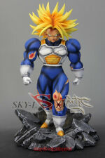 "MRC Dragonball Z Super Saiyan tercer grado futuro troncos 12"" GK estatua en existencias"