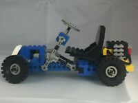 Lego Technic Go Kart 854 Complete with Box & instructions 100% Complete