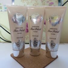 3 x Fake Bake Platinum Bamboo Buffing Face Polish 60ml RRP £24 3 Tubes