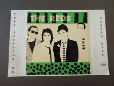 """THE REDS 10-INCH RECORD 10"""" EP SP-3301"""