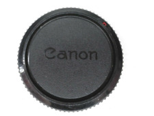 Canon Genuine FD Mount Camera Body Dust Cap AE-1 A-1 AT-1 AV-1 F-1 T70 T80 TLb