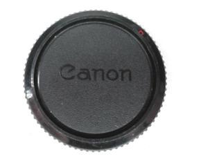 Canon Genuine FD Mount Camera Body Dust Cap AE-1 A-1 AT-1 AV-1 F-1 T70 T80 TLb