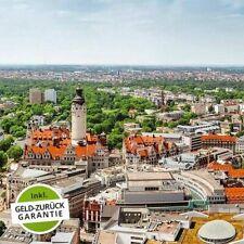 4 Tage Städtereise Hotel Markgraf Leipzig Sachsen Kultur Sightseeing Kurzurlaub