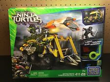 Mega Bloks TMNT Out Of The Shadows Battle Truck Set ( New Factory Sealed)