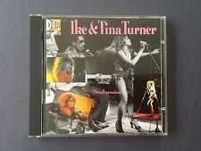 CD THE SOUL SESSION - IKE AND TINA TURNER