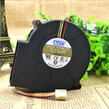 1PC AVC F9733B12MT 9733 12V 0.95A hole 100MM blower turbine cooling fan