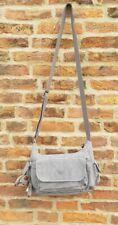 🐵🐵 KIPLING Grey Cross Body Shoulder Bag Fernanda Monkey