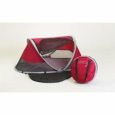 KidCo Pea Pod Infant/Child Travel Bed in Cranberry #1