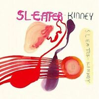 SLEATER-KINNEY-ONE BEAT-IMPORT CD WITH JAPAN OBI E25