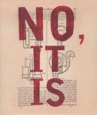William Kentridge: No, It Is by Kentridge, William