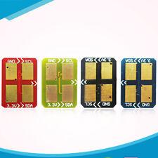 4 x Toner Chip For Samsung CLP-300/300N CLX-2160 CLX-3160N/3160FN  CLP-K300A