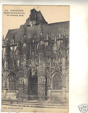 27 - cpa - LOUVIERS - Eglise Notre Dame ( i 927)