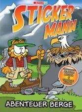 5 Sticker für Stickermania ~ Abenteuer Berge