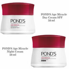 POND'S Age Miracle Wrinkle Corrector SPF18 Day & Night Cream 50ml Set Anti Aging