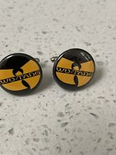 Wu Tang Cufflinks Never Used
