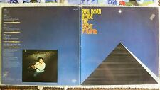 Paul Horn – Inside The Great Pyramid  2-LP  Kuckuck – 060/061  Remastered