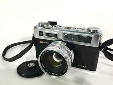 Yashica Electro 35 GSN 35mm Rangefinder Film Camera Yashinon 45 1.7 JAPAN