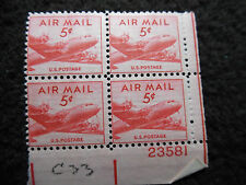 4 C33 MNH United States Postage Air Mail 5 Cents 81C12