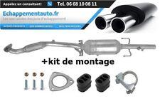 Filtres à particules Opel Astra III Zafira B 1.7 CDTI 5850172 5850173 854516
