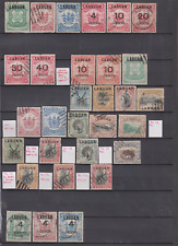 Labuan 1890's/1900's Collection Used