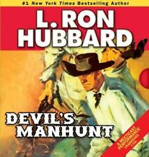 Devil's Manhunt (Western Short Stories Collection), Hubbard, L. Ron, New Book