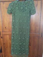 BNWT ZARA crochet/encaje vestido, Aso esta mañana, Talla XS, blog RRP £ 69.