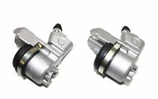 PAIR REAR WHEEL CYLINDERS FOR THE  FORD ZEPHYR & ZODIAC MKII (DISC BRAKE CARS)