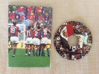 F.B.C. BOLOGNA CALCIO CD MITICI ROSSOBLU CON COVER - ANNI '90
