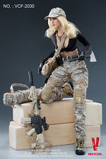 1/6 Very Cool Toys VCF-2030 Digital Camouflage Women Soldier Max Female Figure