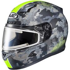 HJC CL-17 Void MC-3HF Full Face Snowmobile Electric Shield Helmet Small